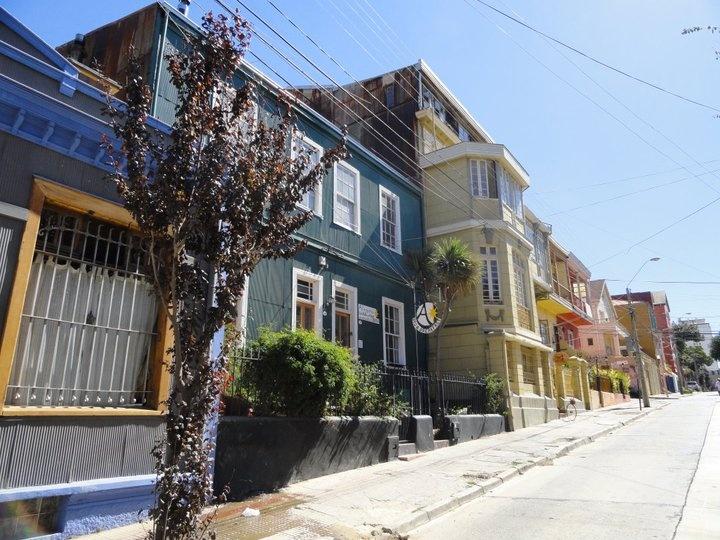 Cerro Concepción- Valparaíso- Chile