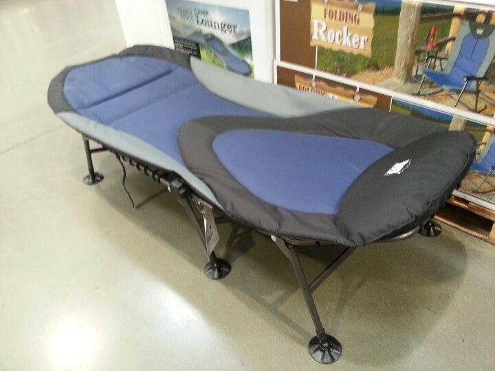 This looks just like the expensive REI version for one-third the price. Another reason I love Costco! Comfy camping cot for one. Under 60.00