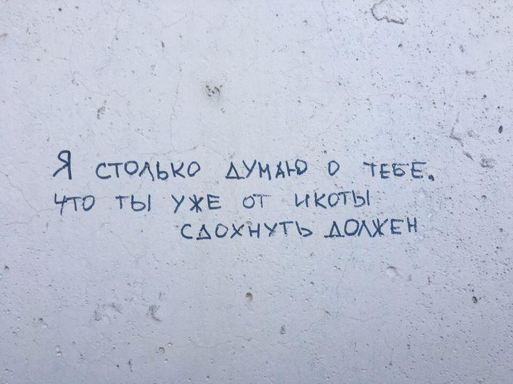 Надписи на стенаx