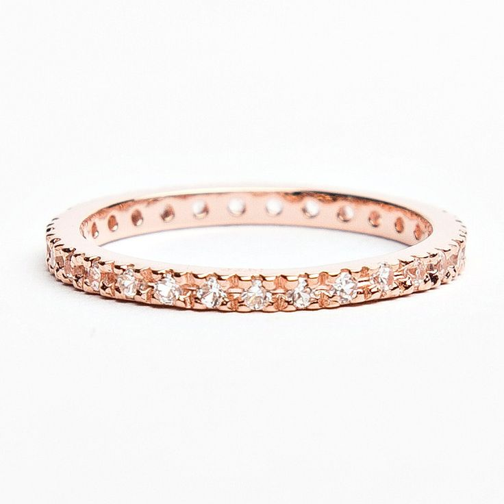 Rose Gold Band .....I want !!!!