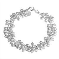 NEW Sterling Silver Ball Bracelet