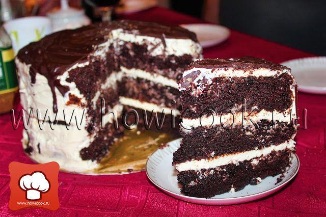 "Торт ""Темный Ларри"" от Andy Chef"