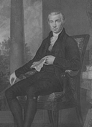 James Monroe, Fifth President of the United States - Library of Congress, Prints and Photographs Division, LC-USZ62-16956