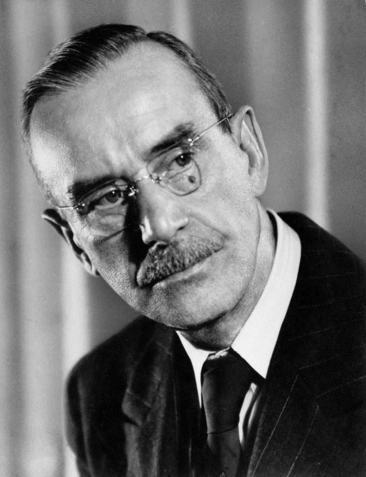 Thomas Mann                                                                                                                                                                                 Mehr