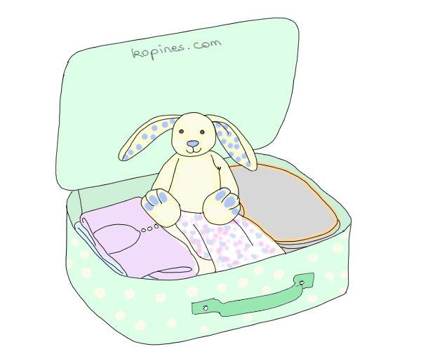 Le grand jour approche et tu ne sais toujours pas quoi emmener dans ta valise maternite ? Pas de problème, voici la liste complète pour être bien préparée !