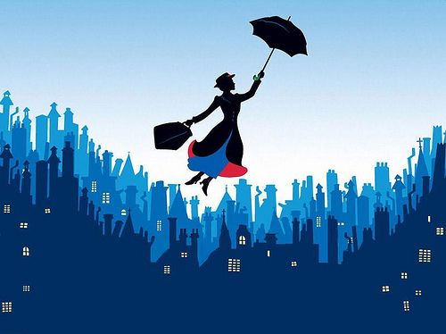 Mary Poppins Chimney Sweep Silhouette Images 17 Best images about L...