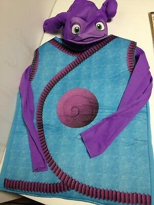 Costume Purple Alien Oh From Home Dreamworks Movie