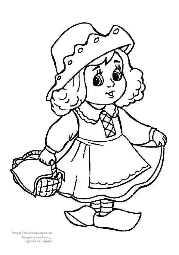 герои сказок раскраски для детей: 25 тыс изображений ...