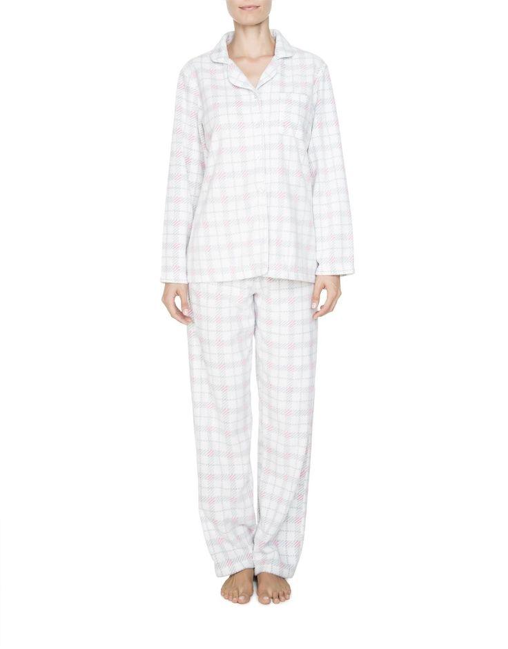 Fleece Pyjamas