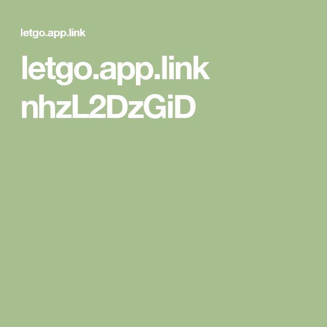 letgo.app.link nhzL2DzGiD