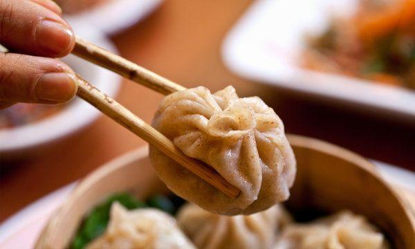 Tibetan Dumplings!