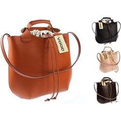 Torby na zakupy shopper bag kolekcja jesień 2015 - Domodi.pl