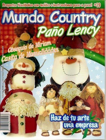 Blog de Santa clauss: Revista paño lency gratis