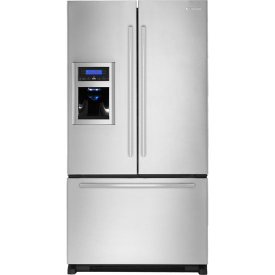 Jenn Air Cabinet Depth French Door Refrigerator With
