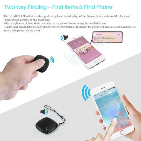 GPS Tracker/ Locator Wireless Bluetooth Smart Finder Key Finder Locator For Wallet Bag Luggage Car