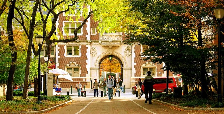 America's Top Colleges: University of Pennsylvania #university #college #education