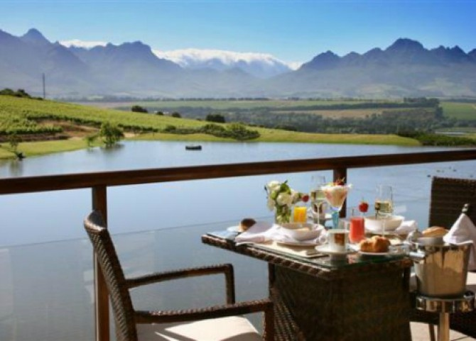 Asara Wines in Stellenbosch in Cape Town