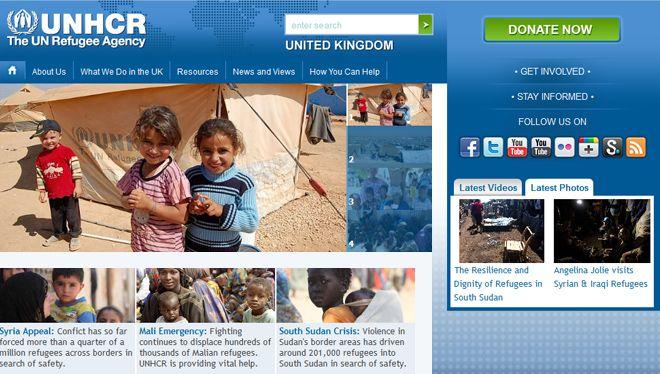 UNHCR Website   KD Web