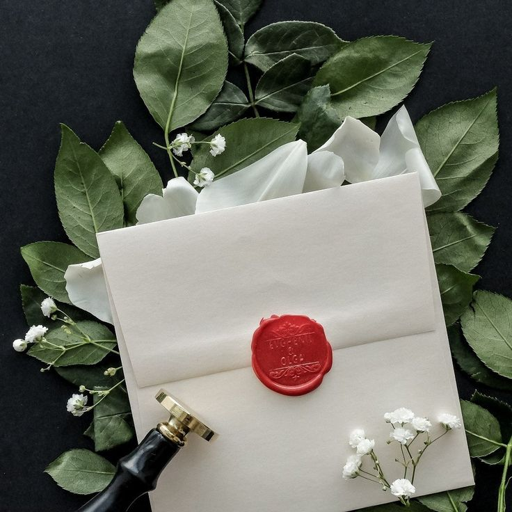 personalized waxsealstamp giftidea weddingstationery wedding