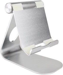 Aluminium iPad Pro Tablet Stand.