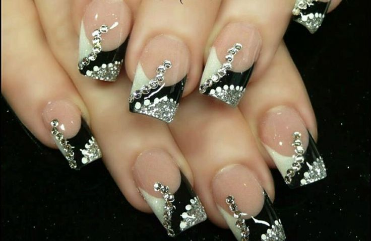 acrylic nails designs for valentines day