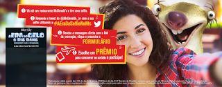 Promoção A Era da Selfie McDonald's