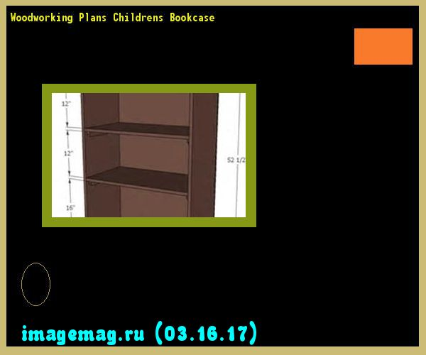 Woodworking Plans Childrens Bookcase  - The Best Image Search