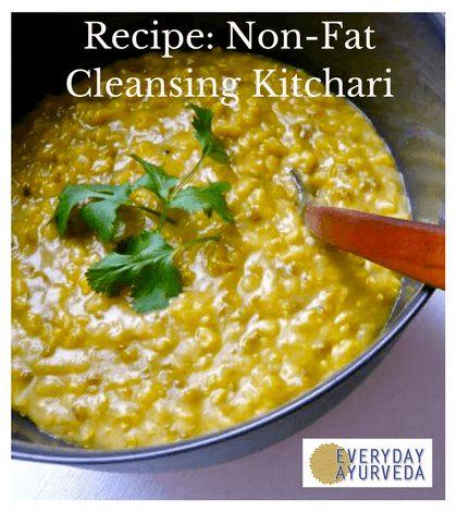Recipe_ Non-Fat Cleansing Kitchari