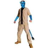 Fancy Dress Avatar Jake Sully Costume Chest Size up to 44 Inches