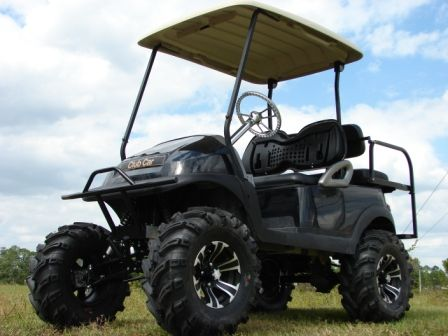 Protection For The Body Of The Cart Quality Golf Cart Bumper