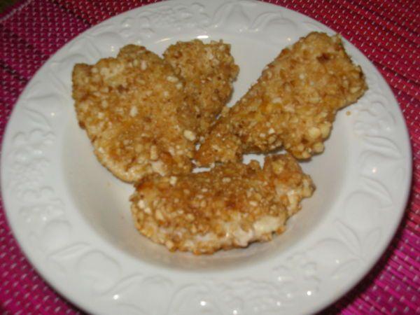 Receta Pollo rebozado con kikos, para Quinabonapinta - Petitchef