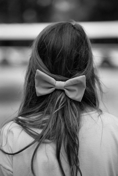 .: Hairbows, Fashion, Hairstyles, Bows Ties, American Apparel, Beautiful, Hair Bows, Hair Style, Big Bows