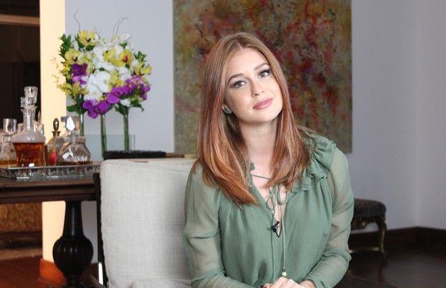 Marina Ruy Barbosa revela detalhes de seu casamento no Mister V