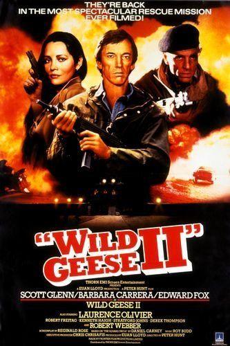 Wild Geese II 1985