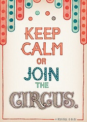 how to join the circus