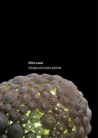 Felix Lozal-Trabajos con carton    to make over the Ikea-solar-lamp-dome!