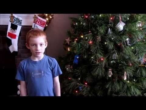 (1 minute 59 seconds)  Andrew (8), whose dad has M.E., makes an appeal to support M.E. causes.  He and his older brother donated their Christmas gift money to ME causes.  http://youtu.be/mmhHLrAskCA