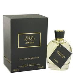 Image of Eau De Patou Perfume by Jean Patou, 3.3 oz Eau De Toilette Spray (Heritage Collection) for Women