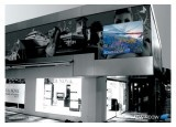 "Ecran-dalle adhesive flexible 4/3 interieur - 40"""