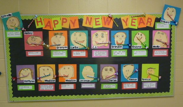 105 best New Years images on Pinterest | Classroom ideas ...