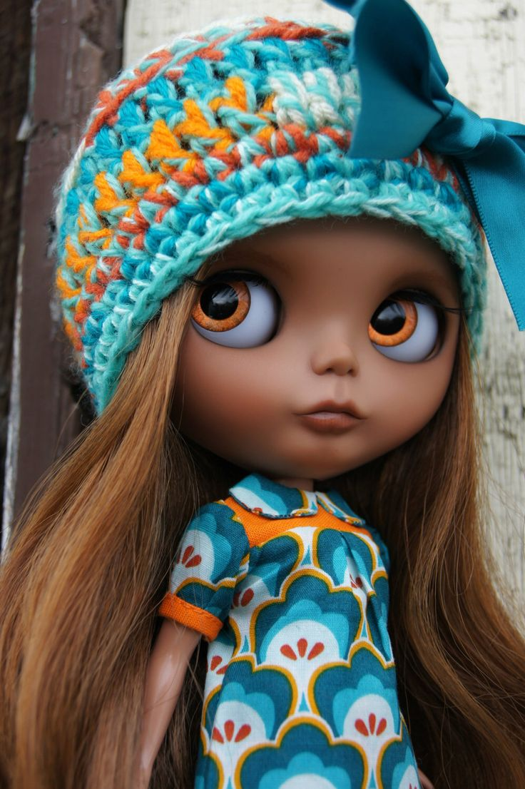 Indian Summer Manuheali'i Paradise Girl RBL Takara Blythe OOAK Doll by Kaleidoscope Kustoms by BlytheRagBagDesigns on Etsy https://www.etsy.com/listing/513661195/indian-summer-manuhealii-paradise-girl