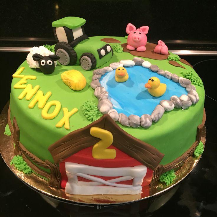 #Cake #Traktor