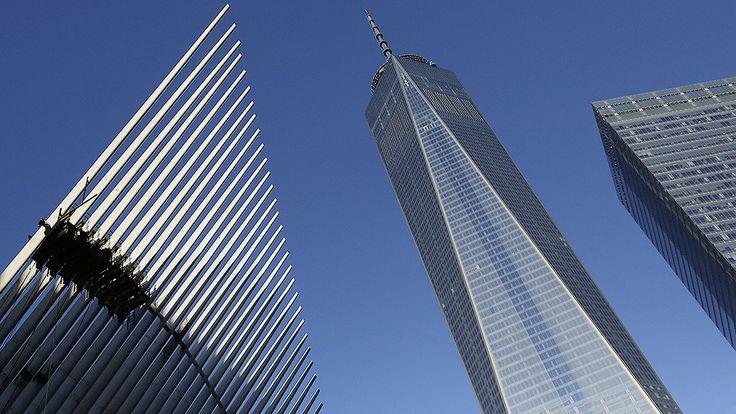 Novo World Trade Center é inaugurado em Nova York - Mundo - Notícia - VEJA.com