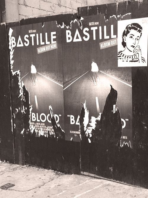 bastille all this bad blood album cover car