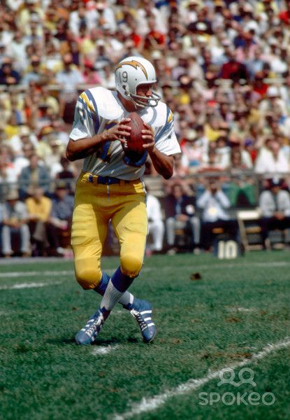 Johnny Unitas was traded to the San Diego Chargers in 1973 after posting a 5-9 record in 1972 with Baltimore, but he was far past his prime. He replaced former Chargers quarterback John Hadl. He was replaced in Baltimore by Marty Domres, who had been acquired from the San Diego Chargers in August, 1972.