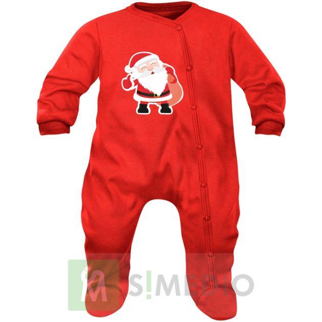 Pyjama bébé original : PÈRE NOËL