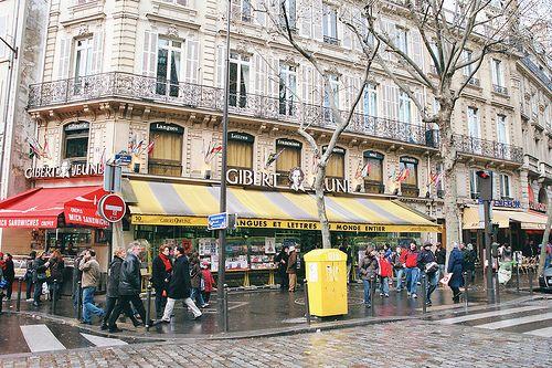 Paris rue Danton 9 Gibert Jeune
