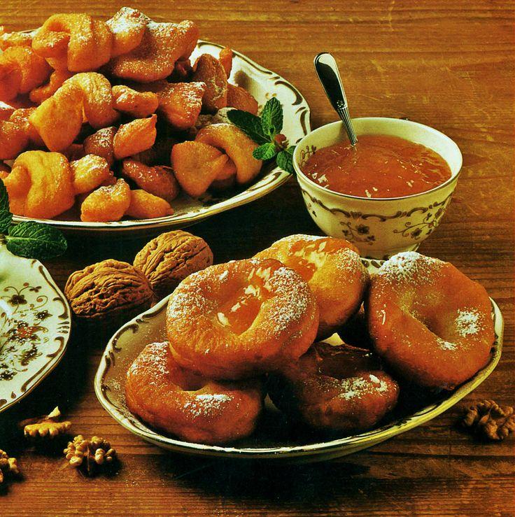 Hungarian cake - Hungarian donuts