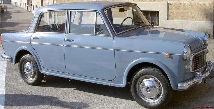 Fiat 1100 Speciale