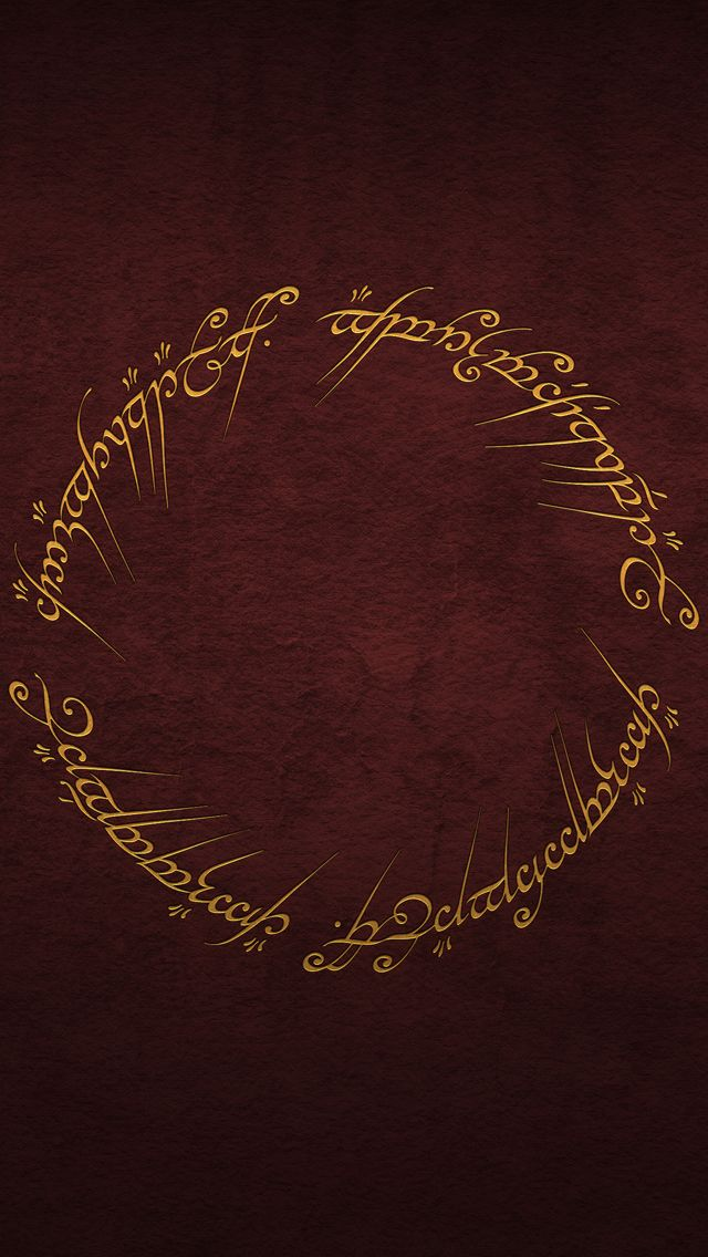 The Ring's Power - An Essay on The Fellowship of the Ring.